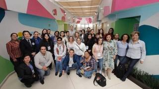 Modelo Hospitales de las Emociones interesa a representantes de Curso Internacional en Embarazo Adolescente