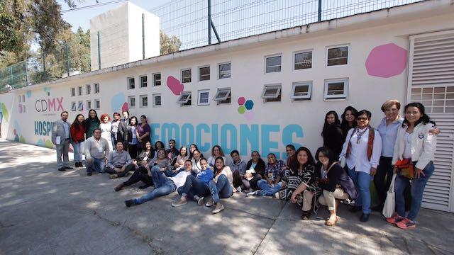 Hospital Emociones visita delegados curso internacional  (4).JPG