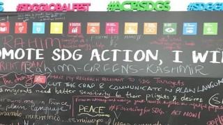 Recibe gobierno de la CDMX reconocimiento por implementación de agenda de desarrollo sostenible