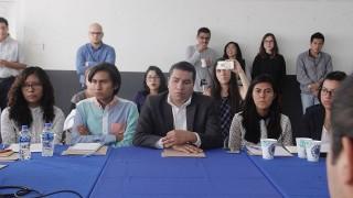 Instalan primer Consejo Joven, su objetivo enriquecer las políticas públicas hacia las juventudes