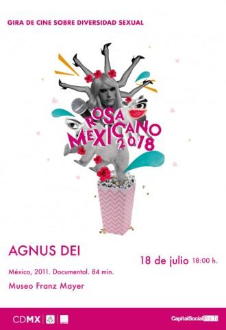 Rosa Mexicano 2018