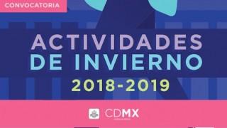 Convocatoria Actividades de Invierno 2018-2019