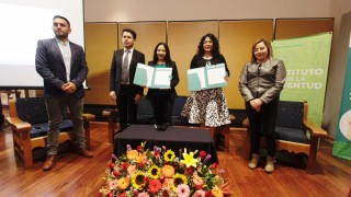 Firman Injuve y MPI CDMX convento de la colaboración en materia de derechos humanos