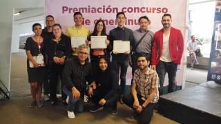 Premian Injuve y Sibiso a ganadores de cineminuto sobre VIH