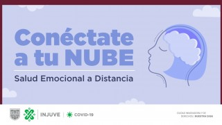 OFRECE INJUVE ORIENTACIÓN PSICOLÓGICA Y EMOCIONAL EN REDES SOCIALES A JÓVENES DE LA CIUDAD DE MÉXICO