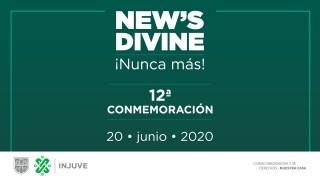 ANIVERSARIO LUCTUOSO EN NEW'S DIVINE, NO SERÁ PÚBLICO